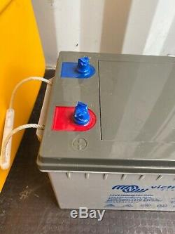 Victron Energy 12V 230Ah AGM Super Cycle Leisure Battery (M8) BAT412123081