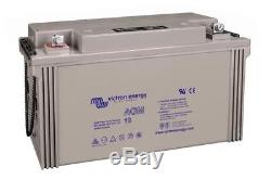 Victron Energy AGM Deep Cycle Battery 12V 165Ah AGM Leisure Marine Camper