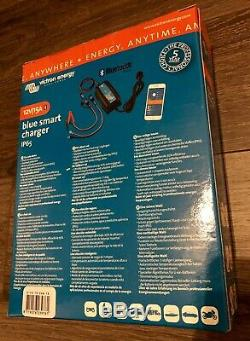 Victron Energy Blue Smart Charger IP65 12V/15A 1215 Leisure Battery