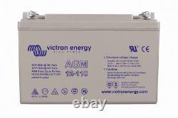 Victron Energy Deep Cycle Agm Leisure Batteries Caravan Motorhome And Campervan