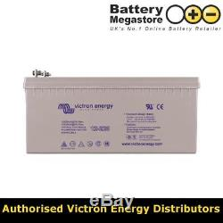 Victron Energy Deep Cycle Gel Battery 12V 220Ah Leisure Off Grid Solar