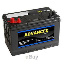 XV120 12V 120Ah Deep Cycle Leisure / Solar Power Battery