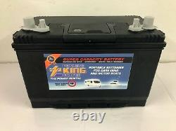 XV27MF 12V 100AH Leisure Battery Dual Terminal