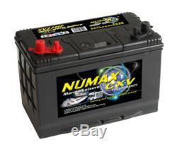 XV27MF Numax 12V 95AH Battery Solar Panels Wind Turbine Inverter leisure