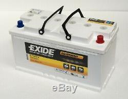 Xeide ET650 Leisure Battery 12v 100Ah NCC Class A