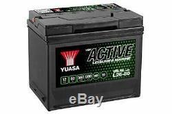 Yuasa L26-80 12V 80Ah 560A Leisure Battery