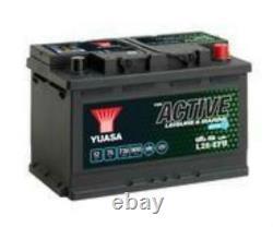 Yuasa L28-EFB Active leisure and Marine EFB Battery 12V 75Ah 730A