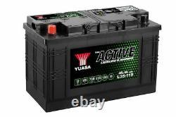 Yuasa L35-115 Leisure & Marine Battery 12V Sealed 4 Yr Warranty