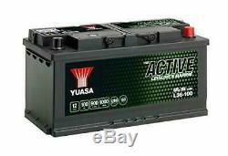 Yuasa L36-100 12V 100Ah 900A Leisure Battery
