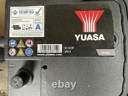 Yuasa L36-AGM Leisure & Marine AGM Battery 12V 95Ah 850A