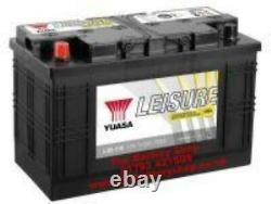 Yuasa Leisure & Marine Battery L35-115 12v 115ah